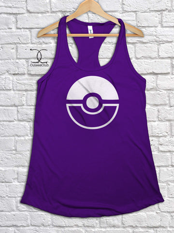 Womans Tank - Pokémon Go Circle Logo