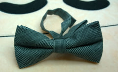 Green Cross Bow Tie - Bowties - 4