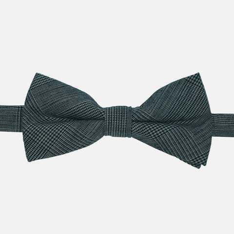 Green Cross Bow Tie - Bowties - 1