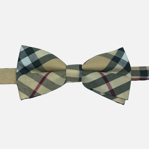 Classic Pattern Bow Tie - Bowties - 1