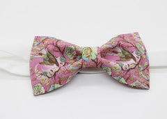 Birds in Trees Bow Tie - Bowties - 2