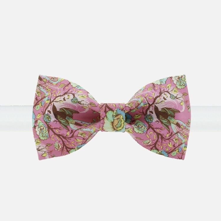 Birds in Trees Bow Tie - Bowties - 1