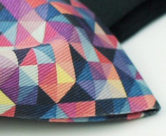 Color Squares Bow Tie - Bowties - 3