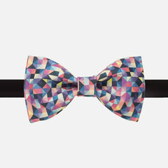 Color Squares Bow Tie - Bowties - 1
