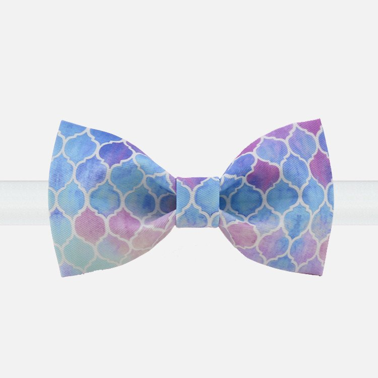 French Fence Bow Tie - Bowties - 1