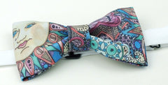 Paisley Lady Bow Tie - Bowties - 3