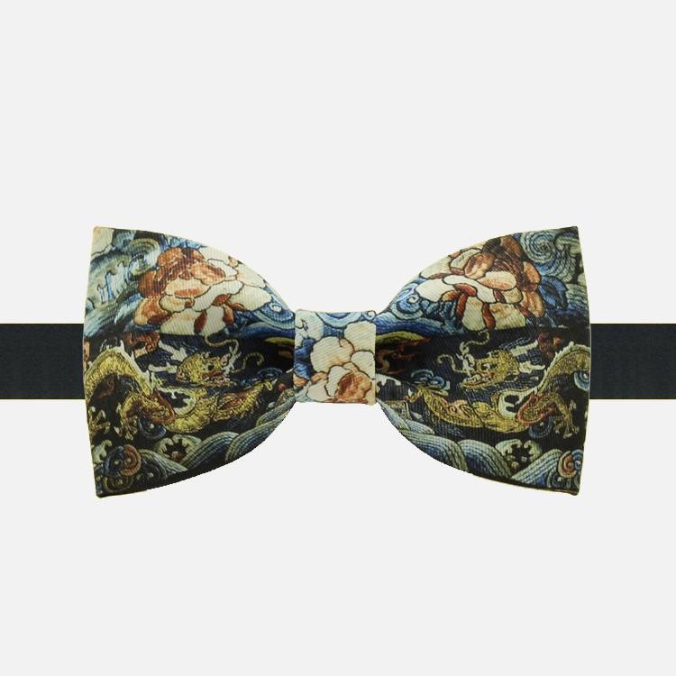 Sea Dragon Bow Tie - Bowties - 1
