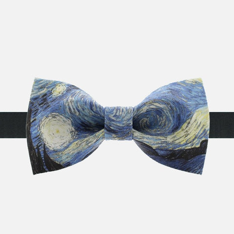 Starry Night Bow Tie - Bowties - 1