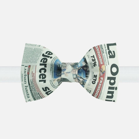 The News Bow Tie - Bowties - 1