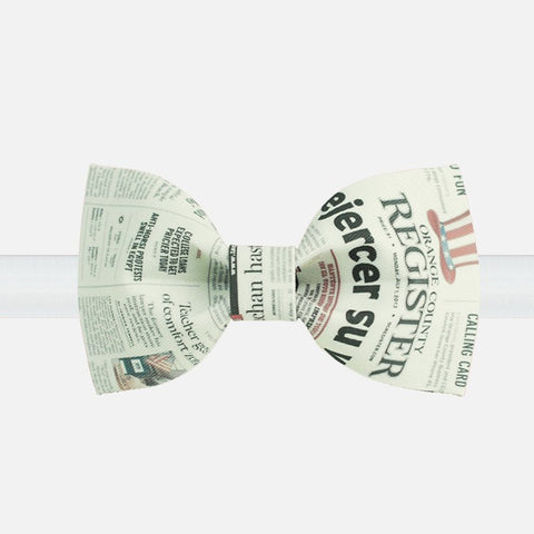 The Register Bow Tie - Bowties - 1