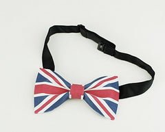 UK Flag Bow Tie - Bowties - 3