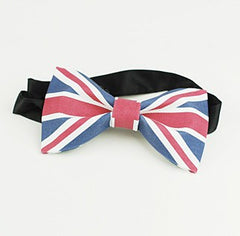 UK Flag Bow Tie - Bowties - 4