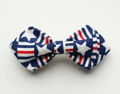 American Flag Boys Bow Tie - Bowties - 1