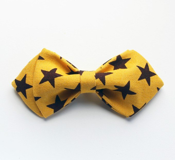 Stars Boys Bow Tie - Bowties - 1