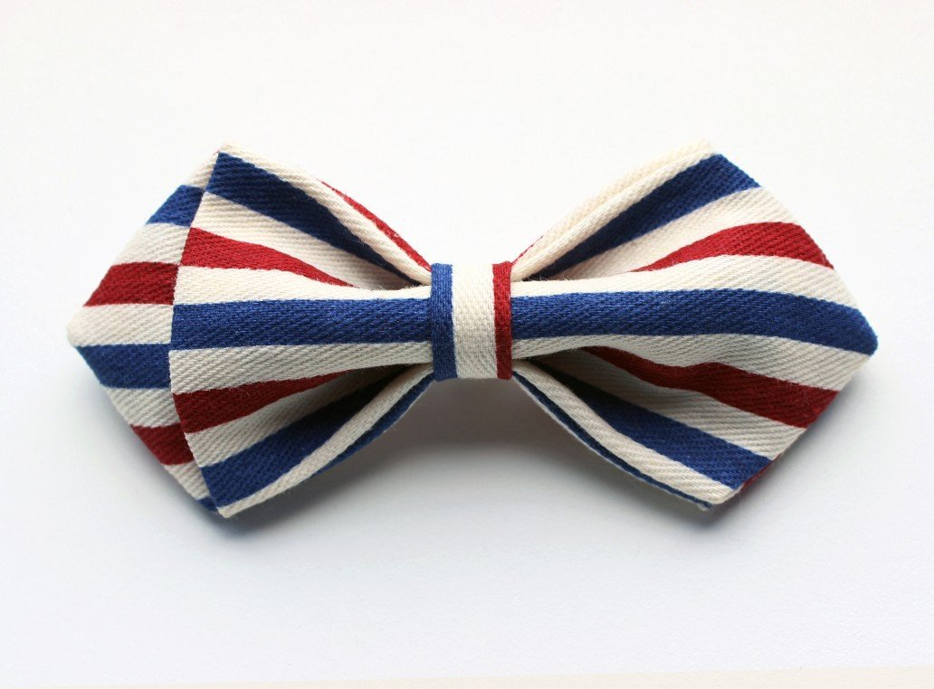British Flag Boys Bow Tie - Bowties - 1