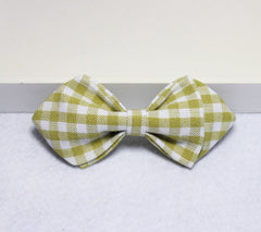 Checkered Boys Bow Tie - Bowties - 1