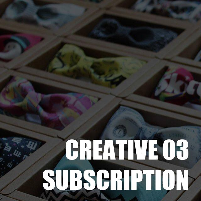 Creative Plan Three Subscription