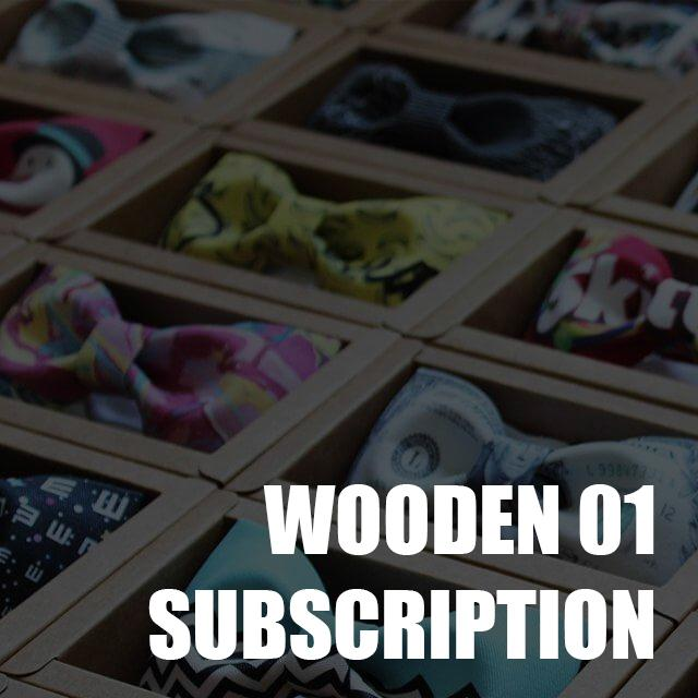 Wooden Plan One Subscription