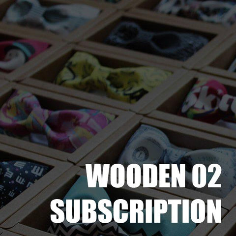Wooden Plan Two Subscription