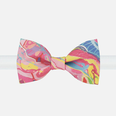 Colorful Streak Bowtie - Bowties