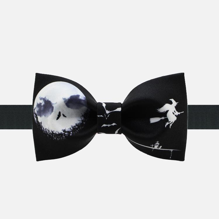 Halloween Witch Bow Tie