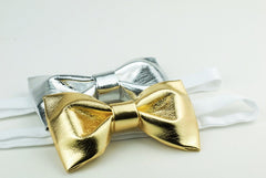 Gold Bowtie - Bowties - 3