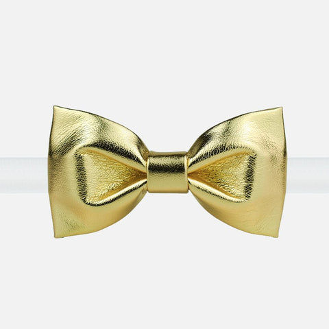 Gold Bowtie - Bowties - 1
