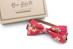 Golden Daises Cat & Dog Bow Tie Collar
