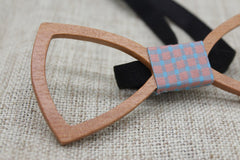 Hollow Classic Wood Bow Tie - Bowties - 3