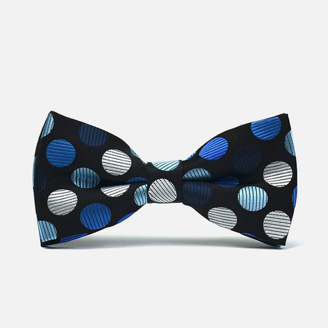 Large Polka Dots Bowtie - Bowties
