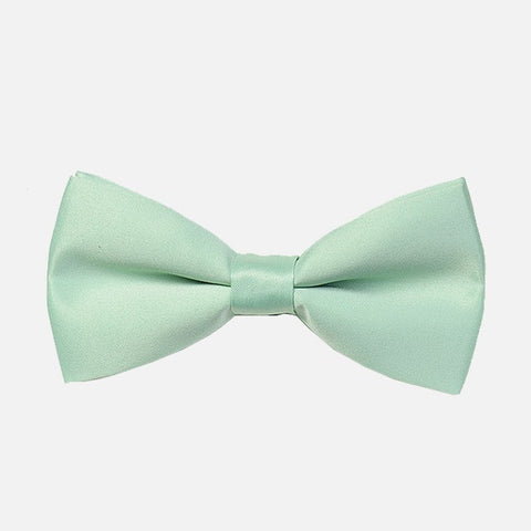 Light Green Tuxedo Bow Tie - Bowties