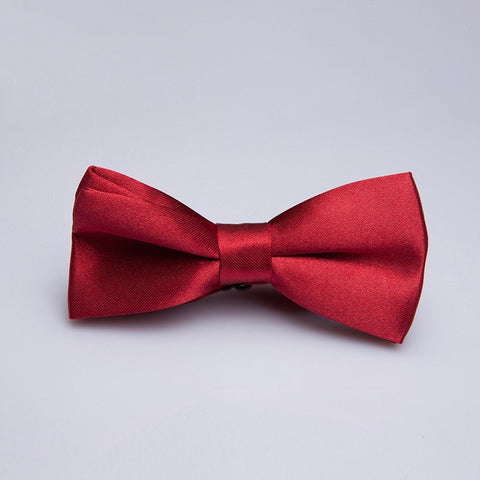 Red Formal Kids Bow Tie - Bowties - 1