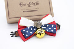 Mezzo Plano Cat & Dog Bow Tie Collar
