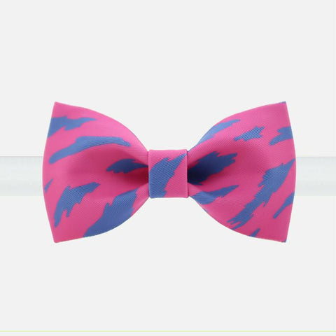 Pink Prettiness Bow Tie