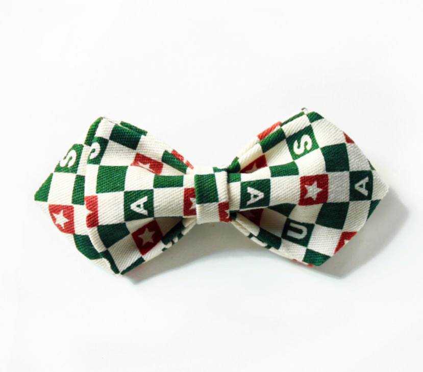 Scrabble Boys Bow Tie - Bowties - 1