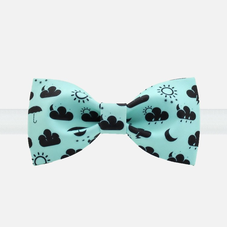 Weather Icons Bow Tie - Bowties - 1