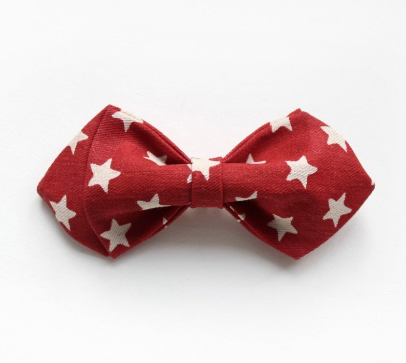 White Star Boys Bow Tie - Bowties - 1