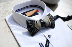 Wild Feather Bow Tie - Bowties - 3