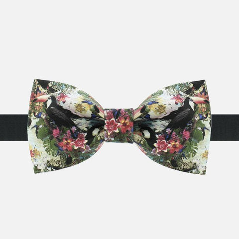 Wild Flower Bow Tie - Bowties - 1