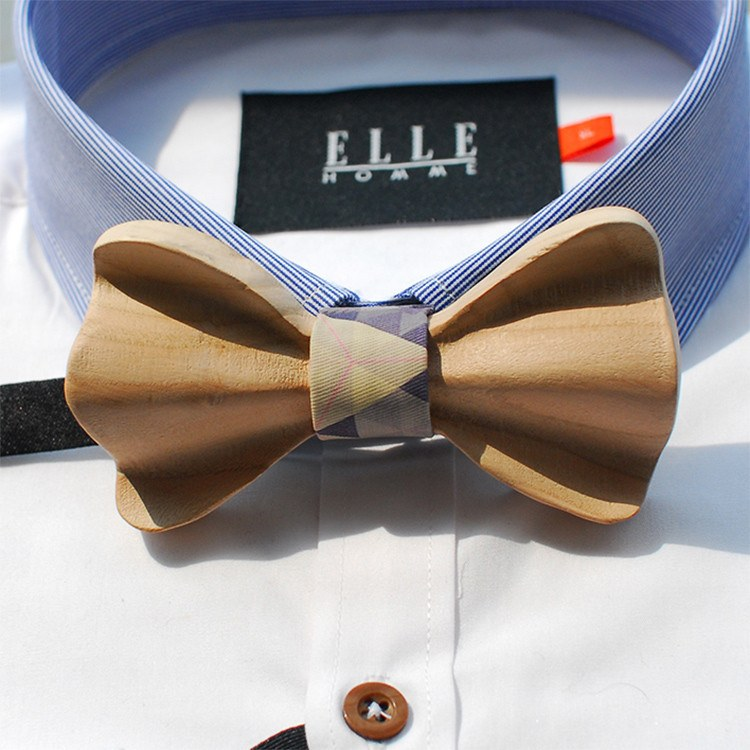 brown wooden bow tie bow ties for men bow selectie