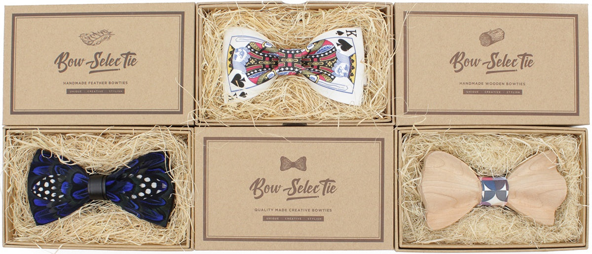 monthly bow tie subscription club