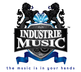 Industrie Music Logo