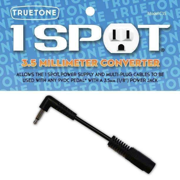 Industrie Music,Truetone 1 SPOT 3.5mm Converter