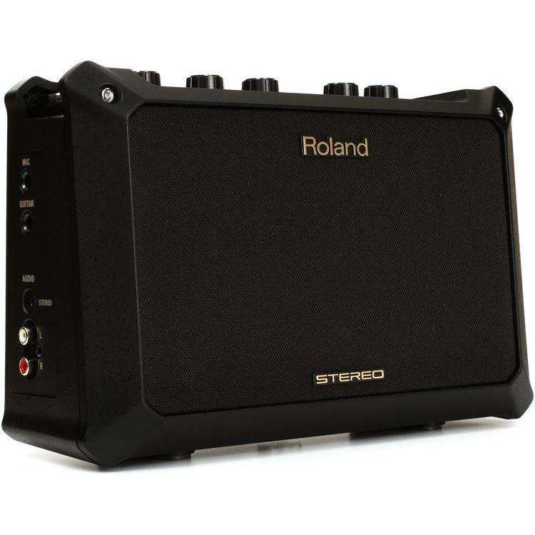 "Industrie Music,Roland MOBILE AC 5-watt 2x4"" Acoustic Combo Amp"