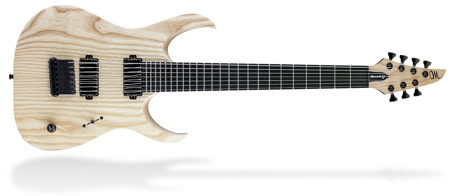 Mayones Duvell Q Spring Brook - John Browne Signature 7-string Guitars Mayones