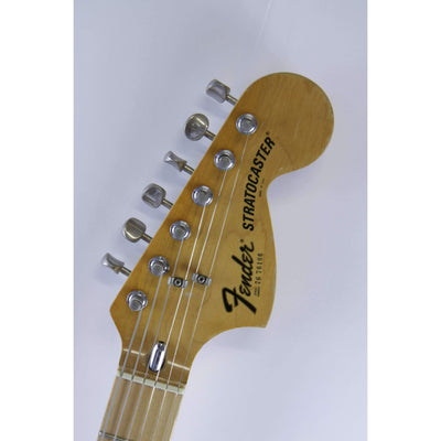 Industrie Music,1976 Fender Stratocaster in Natural