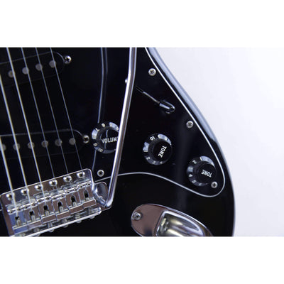 Industrie Music,1977 Fender Stratocaster Black