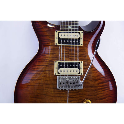 Industrie Music,1997 PRS Santana I Dark Cherry Sunburst