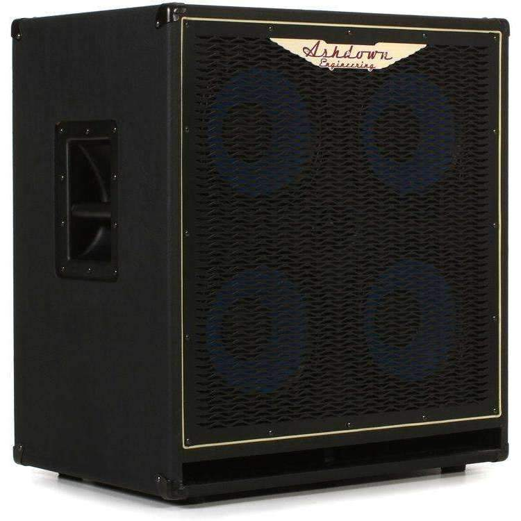 "Industrie Music,Ashdown ABM 410H 4x10"" 650-Watt Bass Cabinet with Horn"