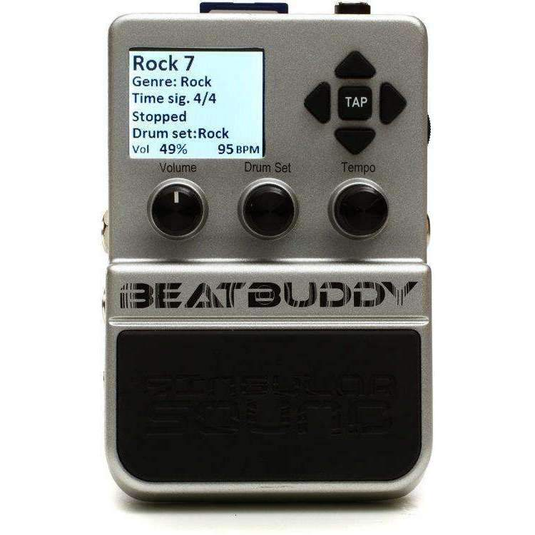 BeatBuddy Drum Machine Pedal Drum Machines & Samplers BeatBuddy